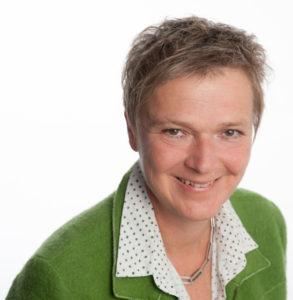 Sabine Fey, Geschäftsführerin